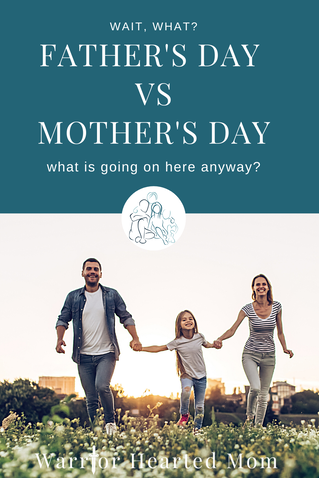 (pin this) Why do moms get sermon's of appreciation on Mother's Day, while Dad's get 3 point lists on how they can do better? How can we truly honor the men in our lives?